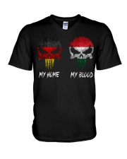 Home Germany - Blood Hungary V-Neck T-Shirt thumbnail