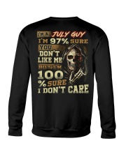 DONT CARE 7 Crewneck Sweatshirt tile
