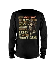 DONT CARE 7 Long Sleeve Tee thumbnail