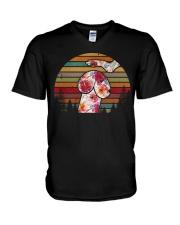 RETRO V-Neck T-Shirt thumbnail