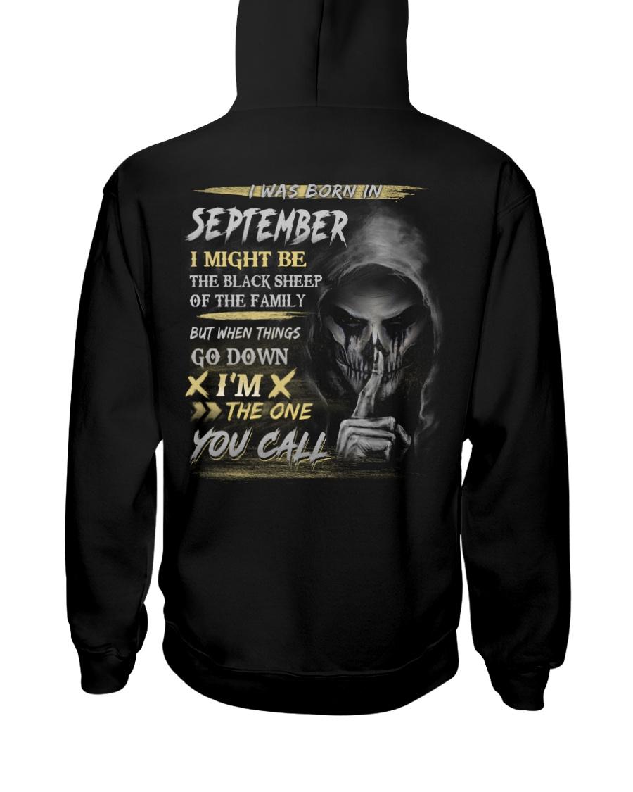 YOU CALL 9 Hooded Sweatshirt