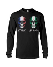 My Home France - Nigeria Long Sleeve Tee thumbnail