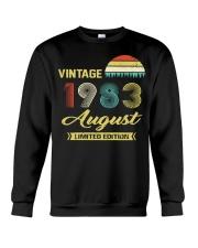 LIMITED 83 8 Crewneck Sweatshirt thumbnail