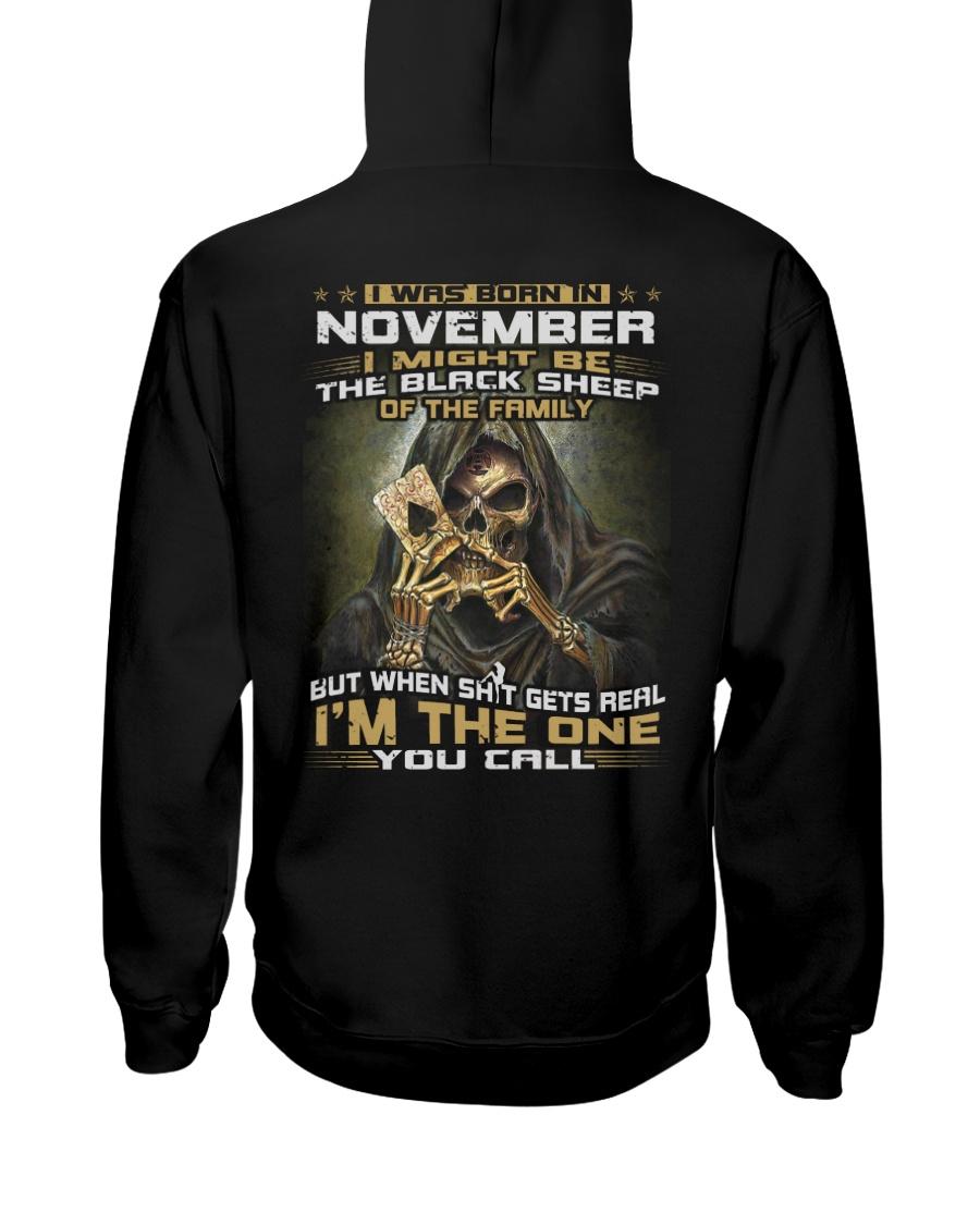 YOU CALL 11 Hooded Sweatshirt
