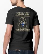 FINNISH GUY - 011 Classic T-Shirt lifestyle-mens-crewneck-back-5