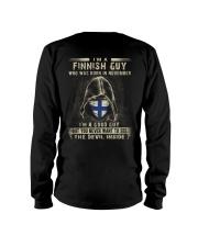 FINNISH GUY - 011 Long Sleeve Tee thumbnail