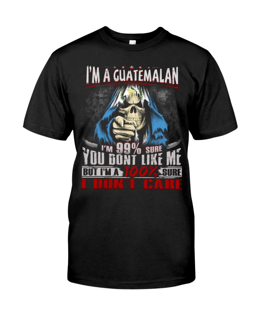 GUATEMALAN 100 Classic T-Shirt