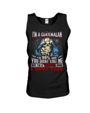 GUATEMALAN 100 Unisex Tank thumbnail