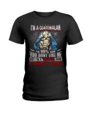 GUATEMALAN 100 Ladies T-Shirt thumbnail
