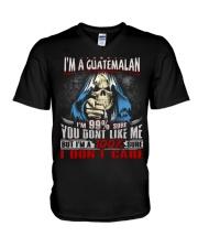 GUATEMALAN 100 V-Neck T-Shirt thumbnail