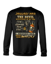 DEVIL WHISKY 1 Crewneck Sweatshirt thumbnail