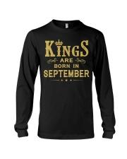 KINGS 9 Long Sleeve Tee thumbnail