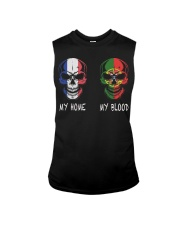 My Home France - Portugal Sleeveless Tee thumbnail