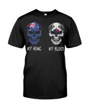My Home Australia - Korea Classic T-Shirt front