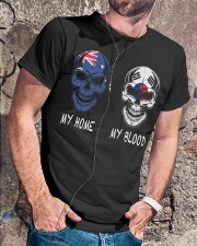 My Home Australia - Korea Classic T-Shirt lifestyle-mens-crewneck-front-4
