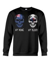 My Home Australia - Korea Crewneck Sweatshirt thumbnail