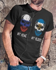 My Home Russia - Argentina Classic T-Shirt lifestyle-mens-crewneck-front-4