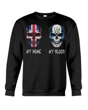 My Home United Kingdom - Guatemala Crewneck Sweatshirt thumbnail