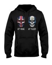 My Home United Kingdom - Guatemala Hooded Sweatshirt thumbnail