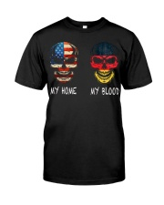 My Blood - Germany Classic T-Shirt front