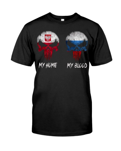 Home Poland - Blood Russia