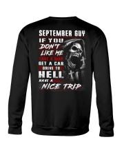 nice trip 9 Crewneck Sweatshirt thumbnail