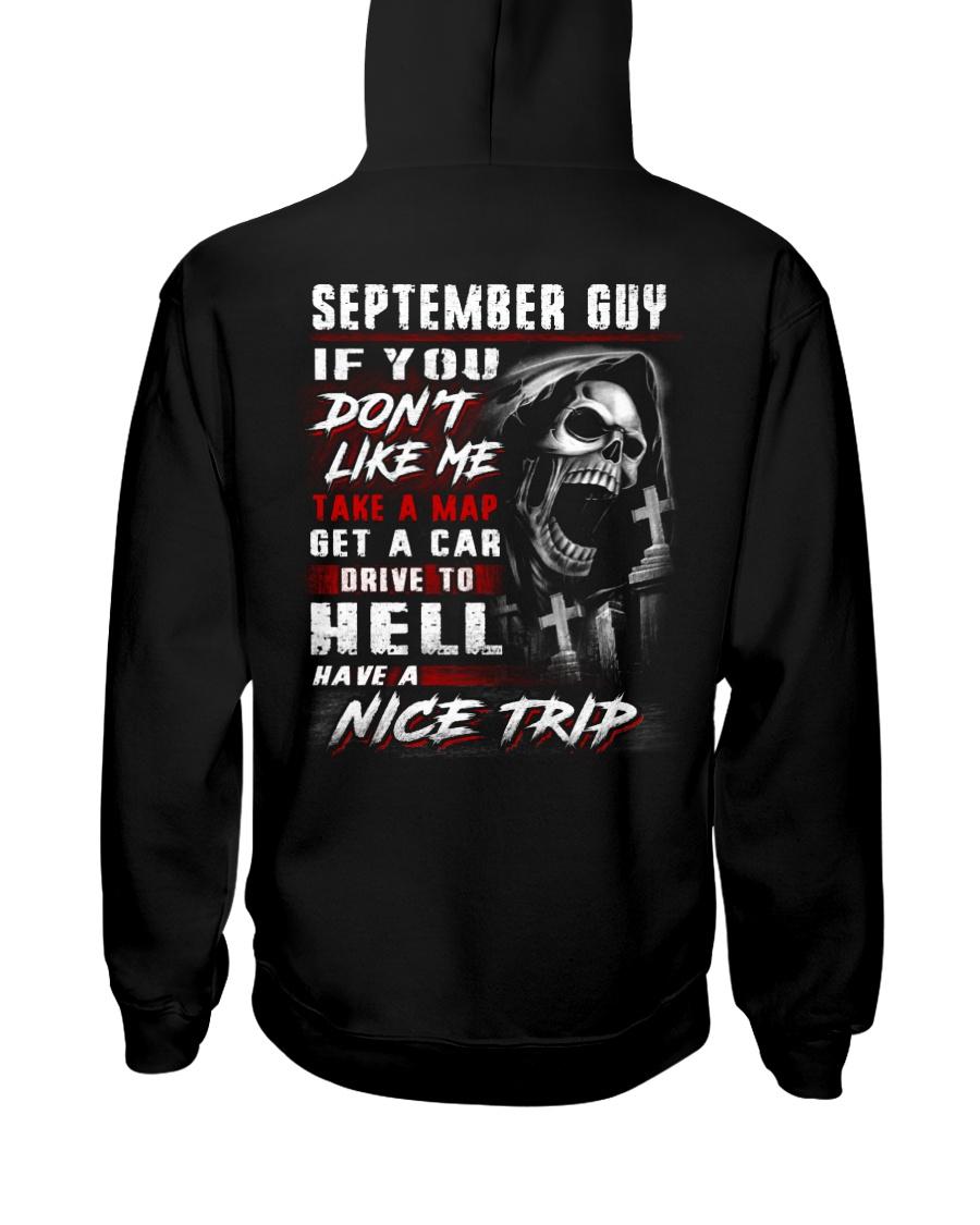 nice trip 9 Hooded Sweatshirt