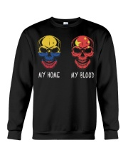 My Home Colombia - China Crewneck Sweatshirt thumbnail