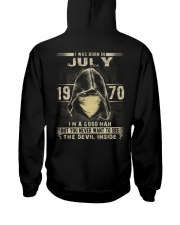 GOOD MAN 1970-7 Hooded Sweatshirt thumbnail