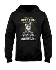Dog-Son-Corgi  Hooded Sweatshirt thumbnail