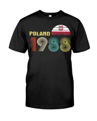 POLAND 1988