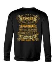 GOD 62-01 Crewneck Sweatshirt thumbnail