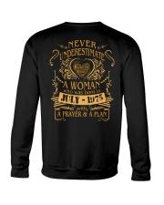NEVER WOMAN 75-7 Crewneck Sweatshirt thumbnail