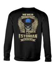 The Power - Estonian Crewneck Sweatshirt thumbnail
