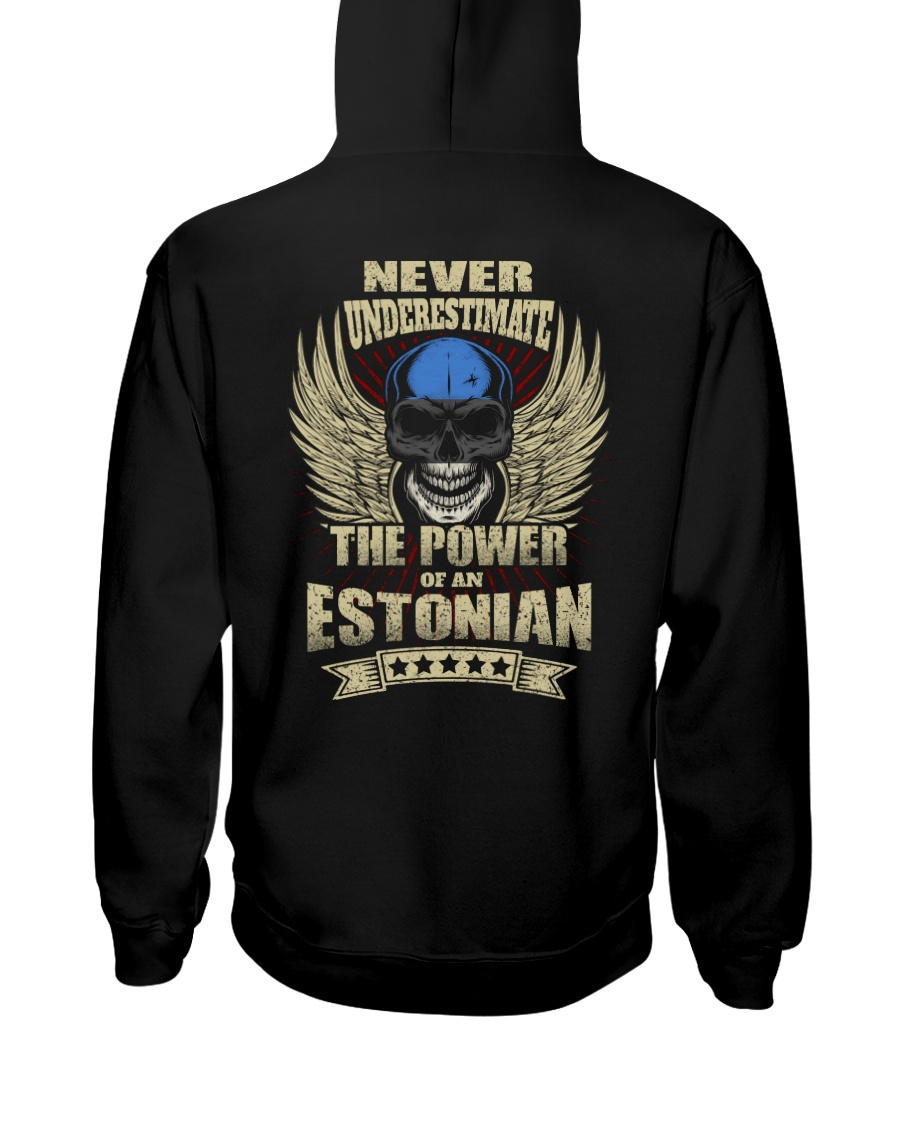 The Power - Estonian Hooded Sweatshirt