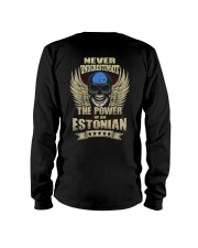 The Power - Estonian Long Sleeve Tee thumbnail