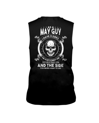 May Guy - I have 3 Sides