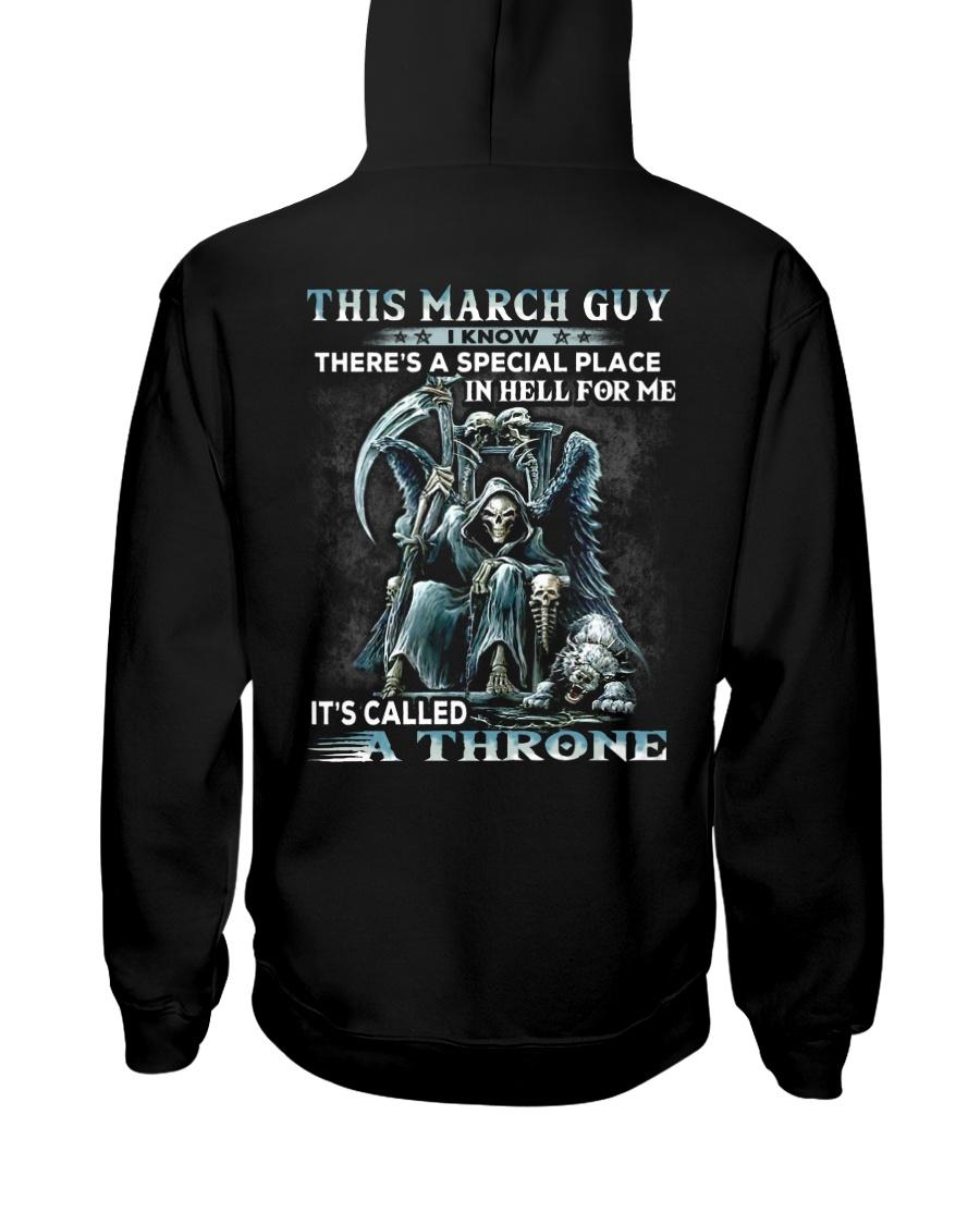 THRONE 3 Hooded Sweatshirt