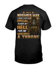 THRONE 11 Classic T-Shirt thumbnail