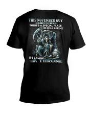 THRONE 11 V-Neck T-Shirt thumbnail
