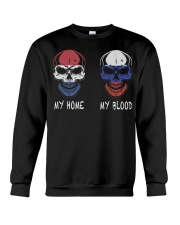 My Home Netherlands - Russia Crewneck Sweatshirt thumbnail