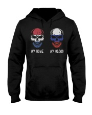 My Home Netherlands - Russia Hooded Sweatshirt thumbnail