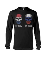 My Home Netherlands - Russia Long Sleeve Tee thumbnail