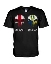 Leeds United V-Neck T-Shirt thumbnail