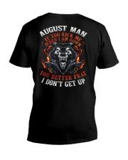 BETTER BACK 8 V-Neck T-Shirt thumbnail