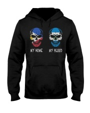 My Home Philippinese - El Salvador Hooded Sweatshirt thumbnail