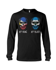 My Home Philippinese - El Salvador Long Sleeve Tee thumbnail