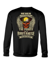 The Power - Bhutanese Crewneck Sweatshirt thumbnail