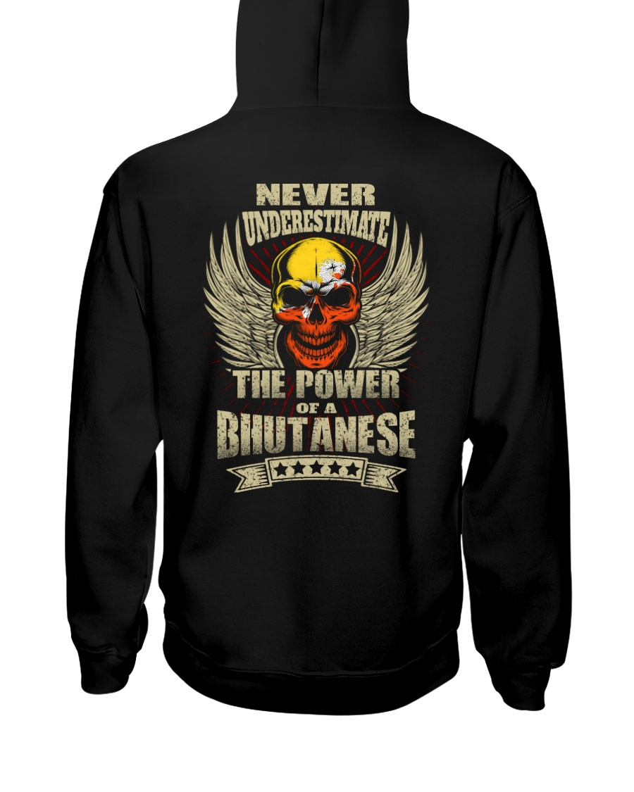 The Power - Bhutanese Hooded Sweatshirt