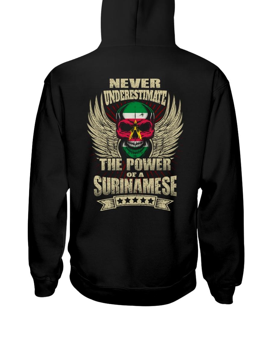 The Power - Surinamese Hooded Sweatshirt